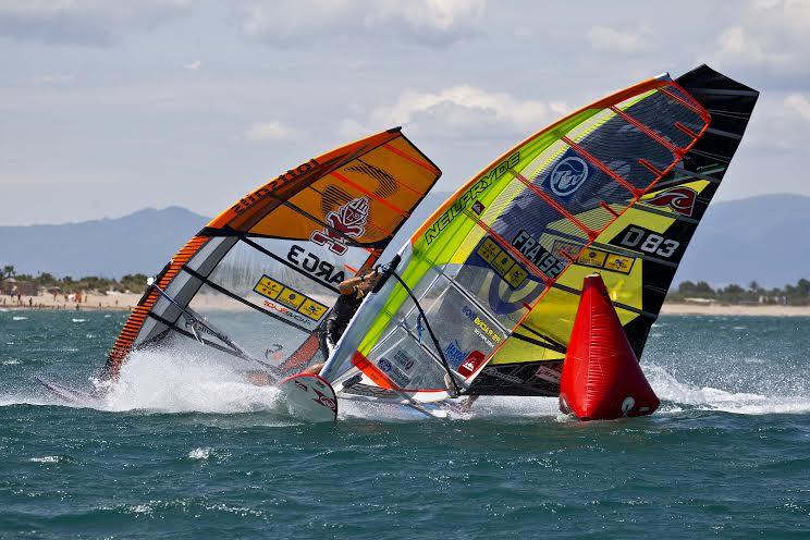 mundial windsurf sant pere pescador