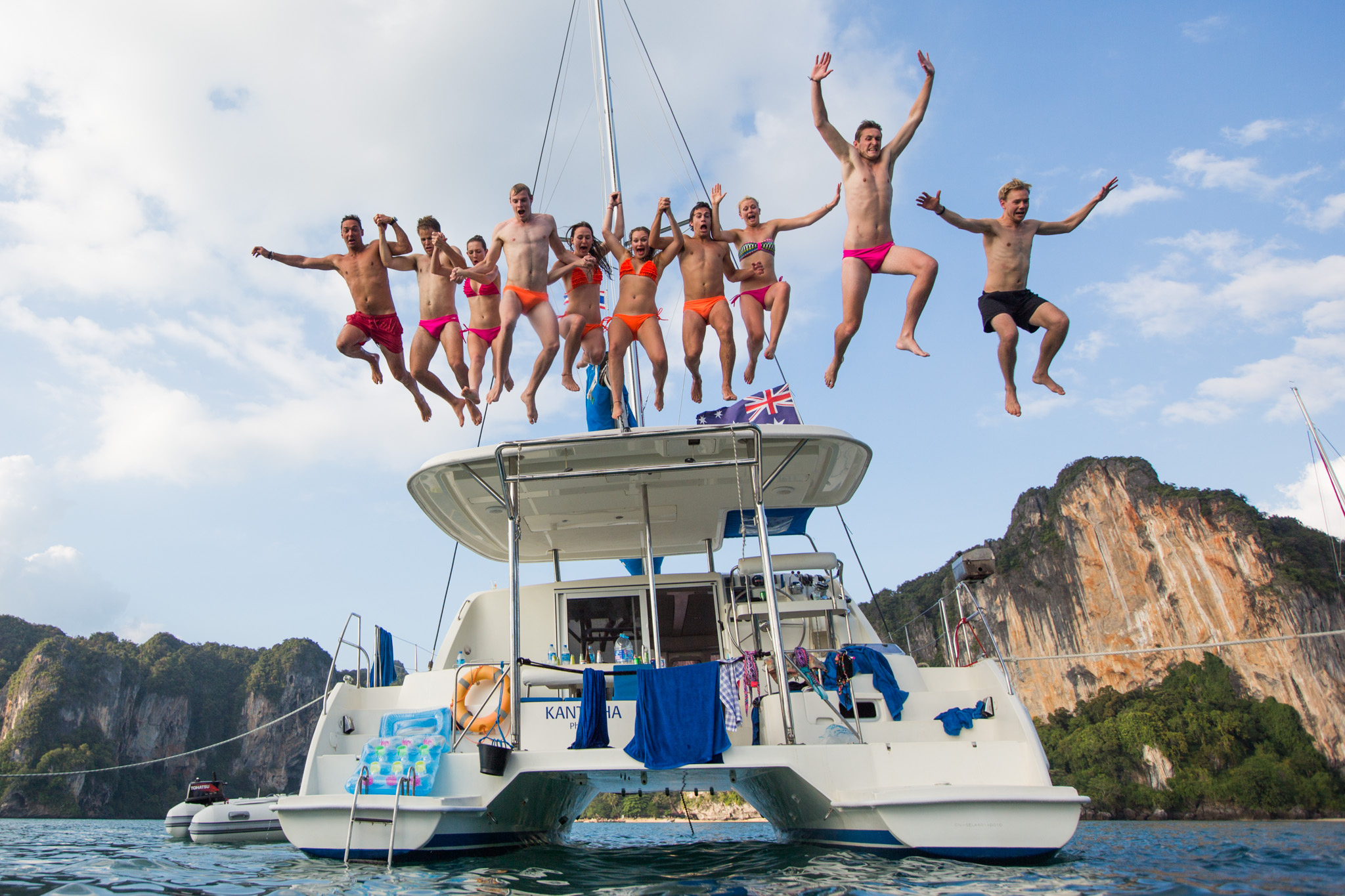 The Yacht Week Thailand 7th-14th December 2013