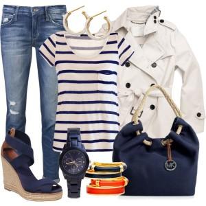 moda nautica informal