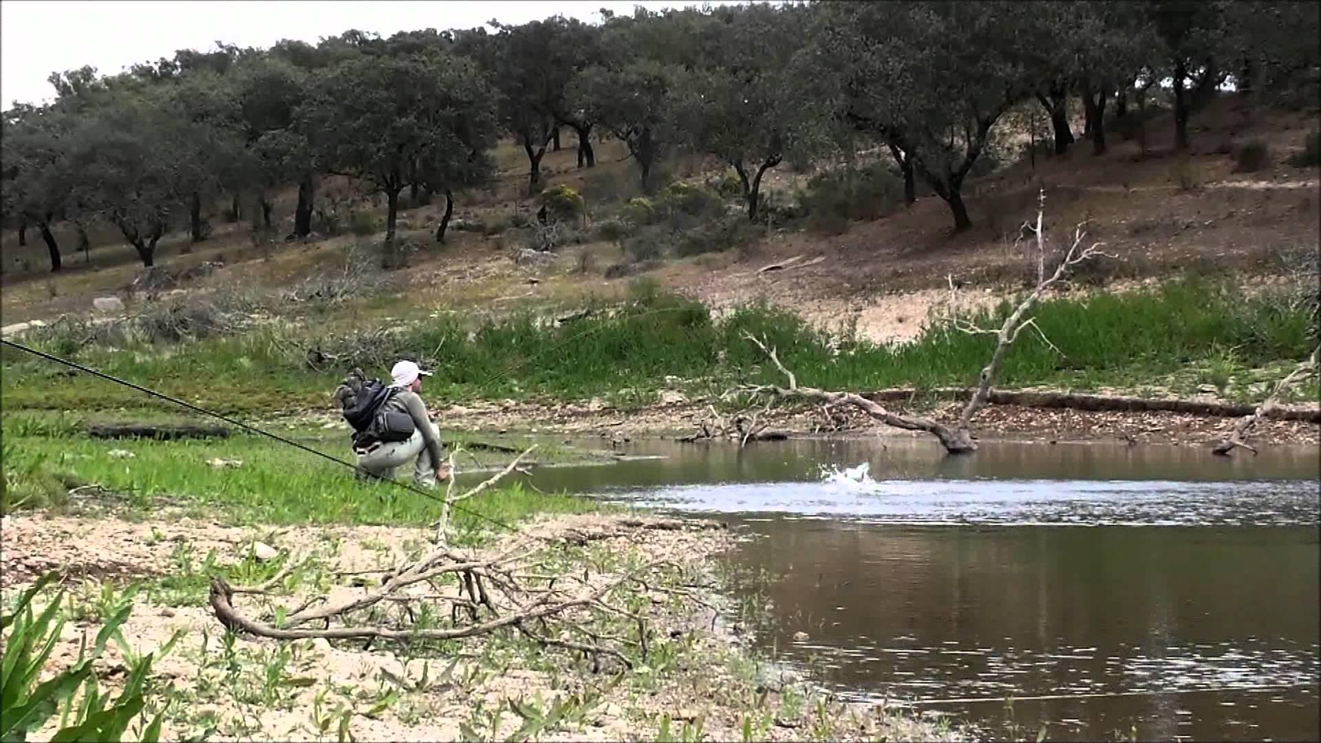 Sitios dónde pescar en Badajoz - Noticias Nauticpedia