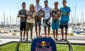 ganadores red full foiling