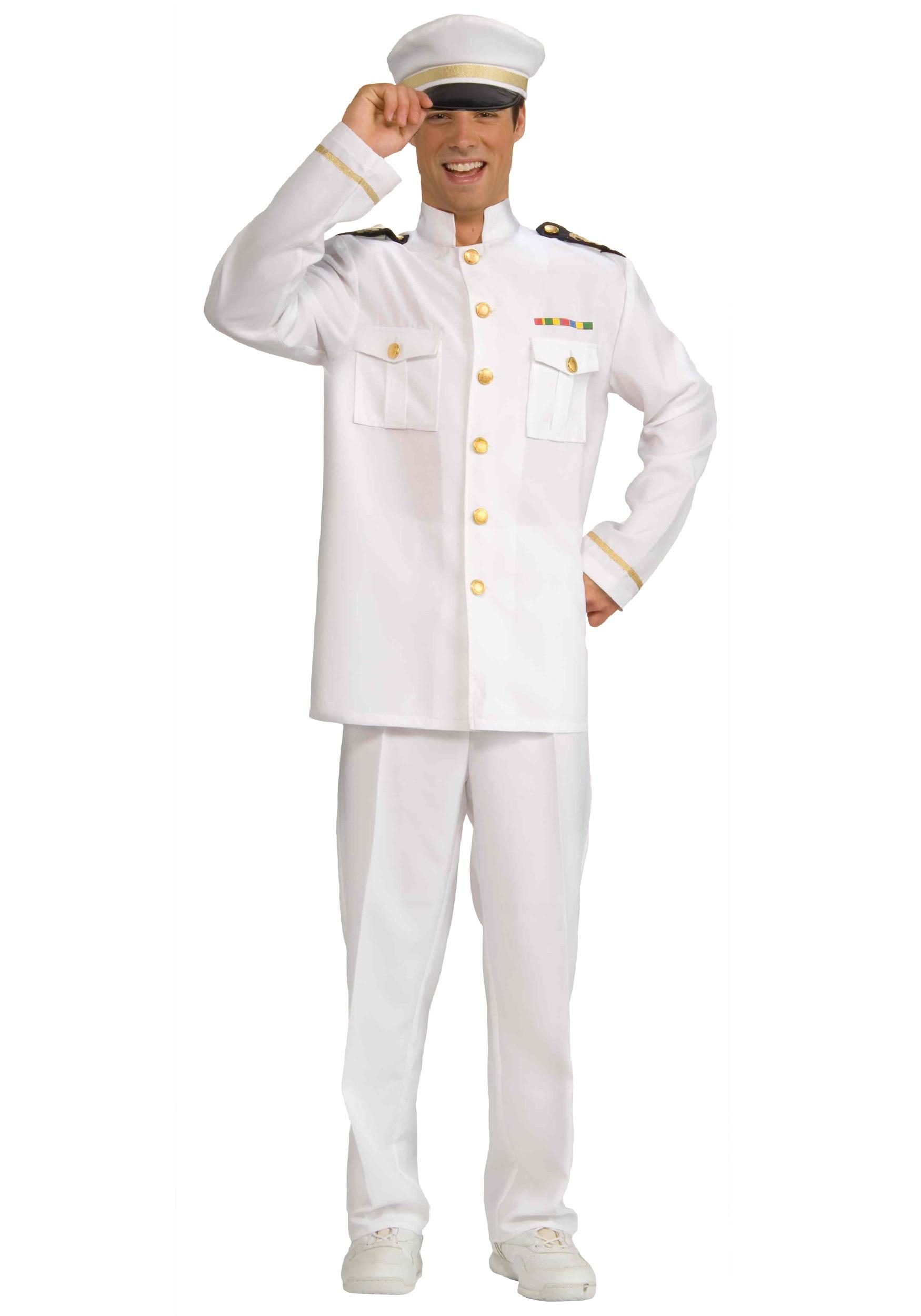 disfraz capitan